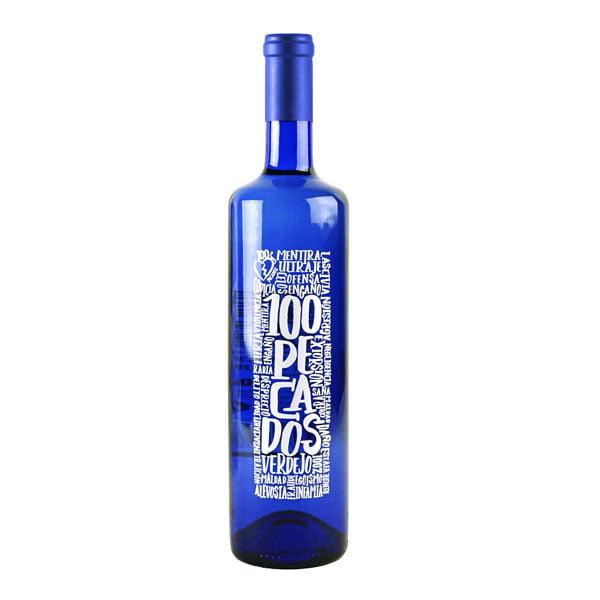 Vino Blanco 100 Pecados